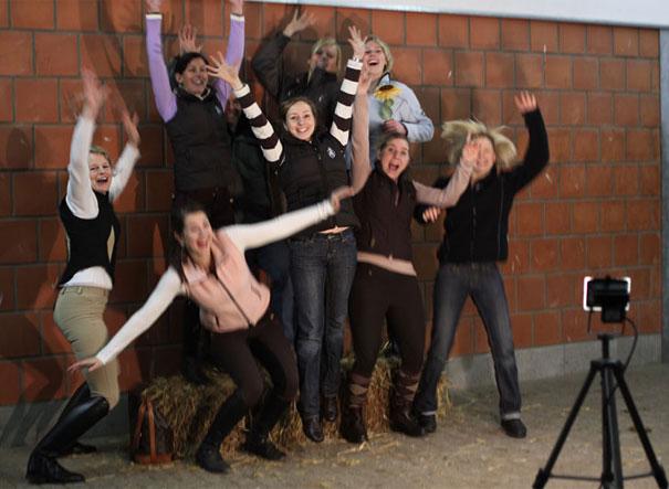 Reitmode Fotoshooting auf Gut Havkenscheid ein voller Erfolg!