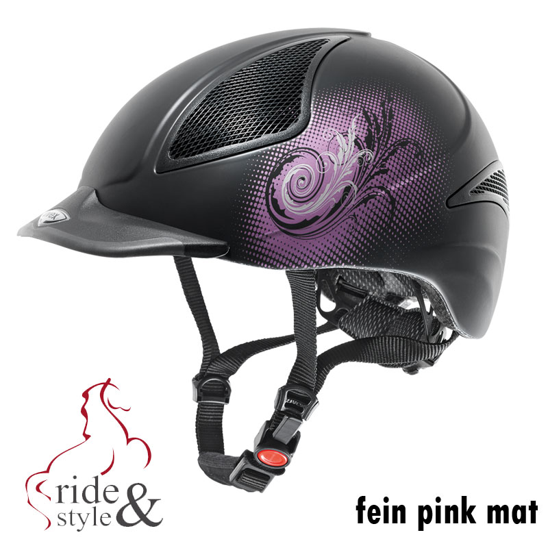 uvex-reithelm-uvision-fein-pink-mat
