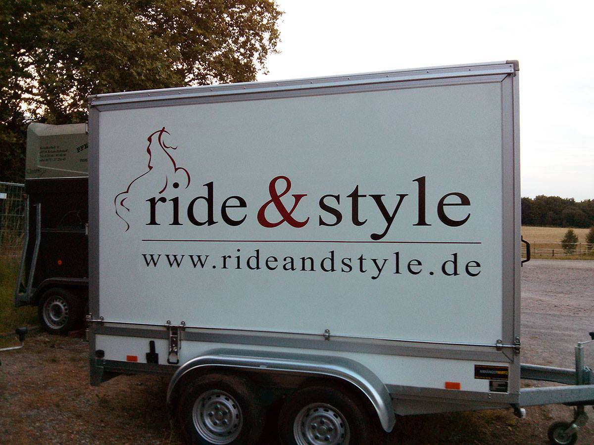 ride and style in Witten