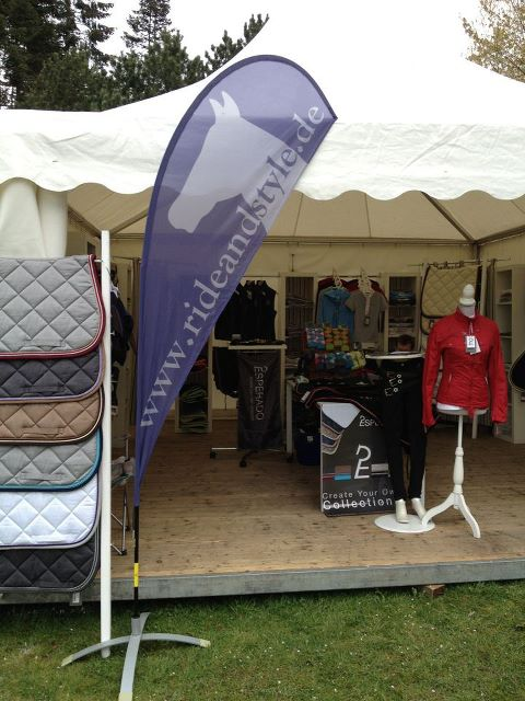 ride & style aus witten bei horses and dreams 2012