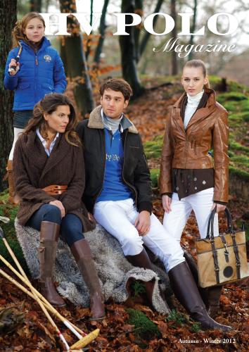 HV Polo Herbst- und Winterkollektion