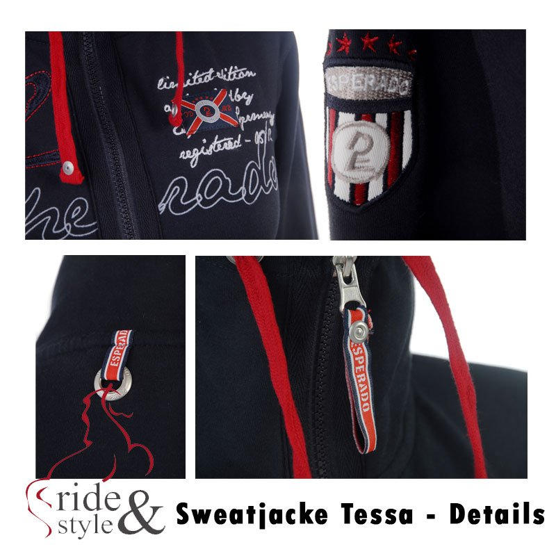 Esperado-Sweatjacke-Tessa