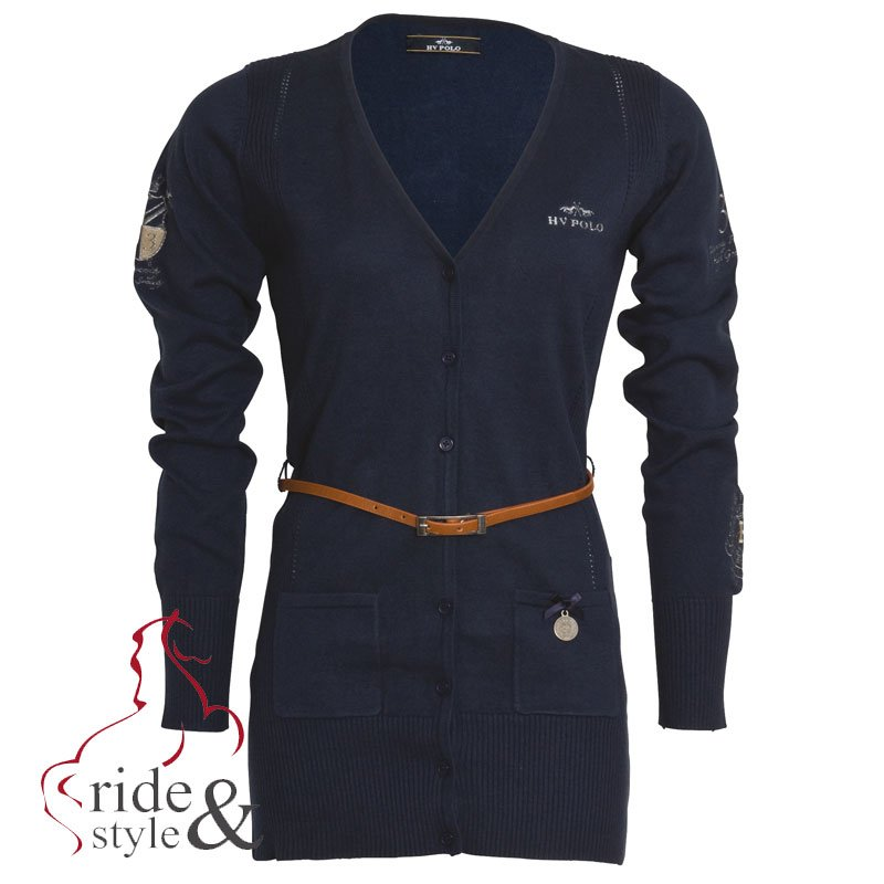 HV Polo Strickjacke