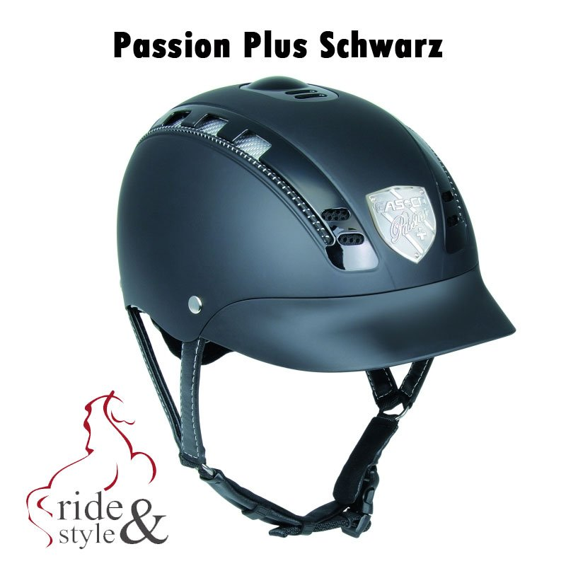 Casco Passion Plus Reithelm