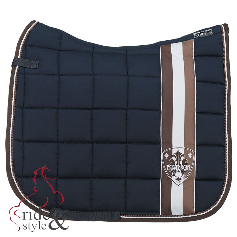 Big Square Schabracke Navy