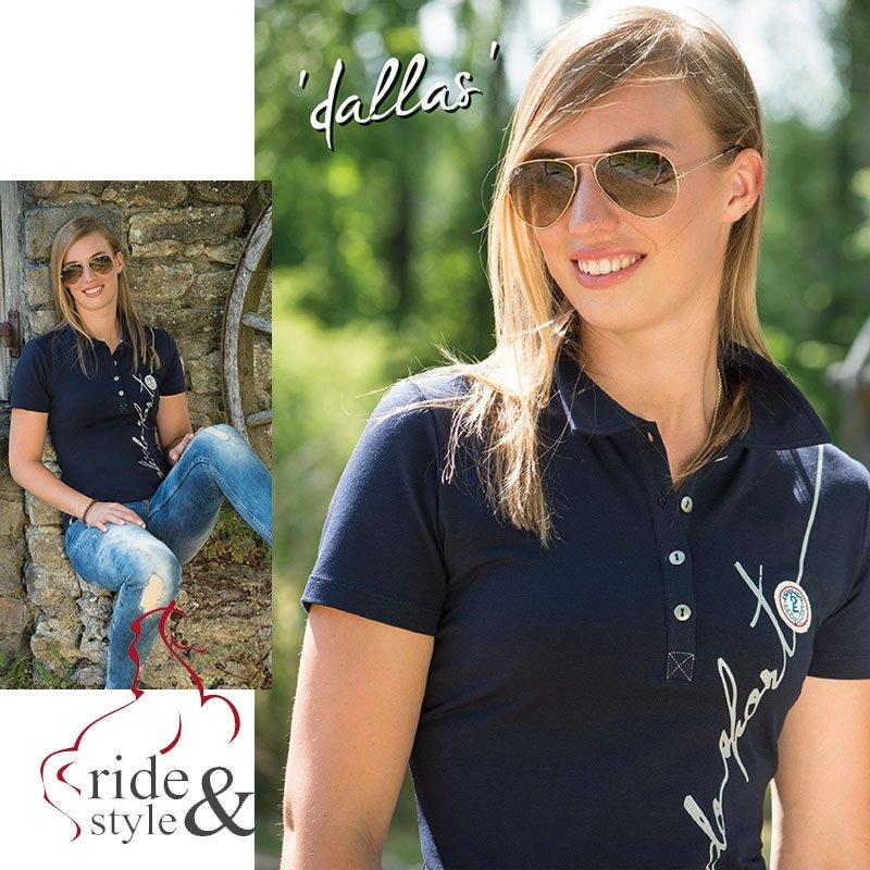 Esperado-Damen-Poloshirt-Dallas-aus-der-aktuellen-Sommerkollektion-2015-navy