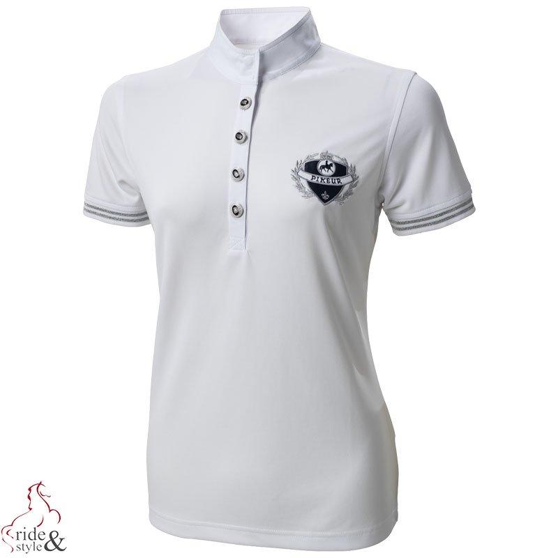 Pikeur-Damen-Turniershirt-aus-der-Sommerkollektion-2015-Weiss