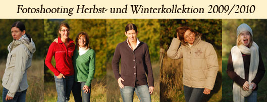 Reitmode Winterkollektion 2009/2010 - ride & style