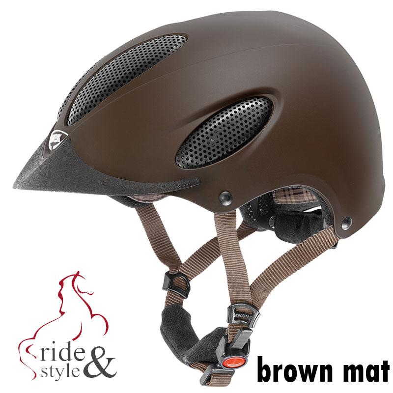 uvex-reithelm-fp3-active-brown-mat