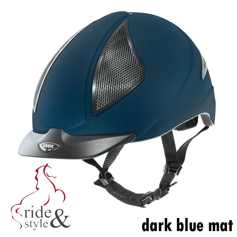 uvex-reithelm-uvision-dark-blue-mat